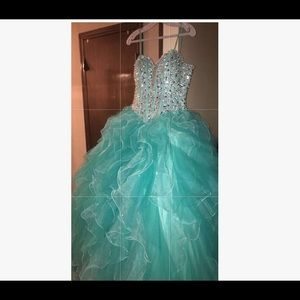 Sweet 16/ Quinceañera Dress